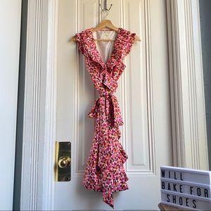 Kate Spade Aubrey Wrap Dress